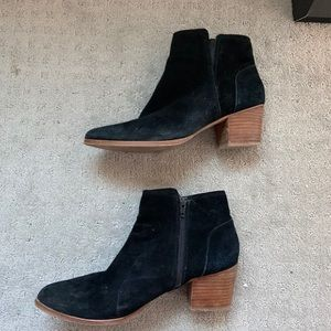 Also Size 9 Booties Black